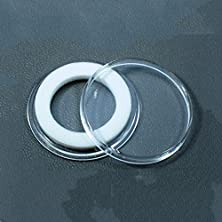 buy (20) Air-Tite 22Mm White Ring Coin Holder Capsules For 1/4Oz American Gold Eagles