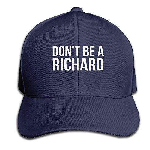 clon-mens-fashion-dont-be-a-richard-funny-saying-cap-snapback-hats