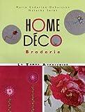echange, troc Natacha Seret, Marie Enderlen-Debuisson - Home Deco : Broderie