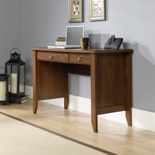 Buy Low Price Comfortable Computer Desk – Oiled Oak Finish (B004G5CY90)
