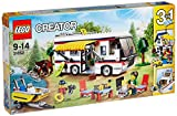#3: Lego Creator Vacation Getaways, Multi Color with Free Santa's Visit