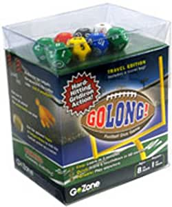 GoLong! The Football Dice Game