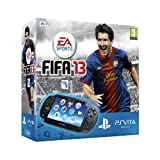Sony PlayStation Vita WiFi Console with FIFA 13 Voucher and 4GB Memory Card (PlayStation Vita)