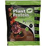NSF Sports Certified Organic Super Plant Protein: All In One Formula: 5 Enzymes: 21G Protein : Omega 3-6-9: 9...