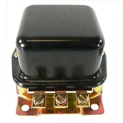 Db Electrical Gfd6000 External Voltage Regulator For Ford 2N 8N 9N Tractor 8050-502