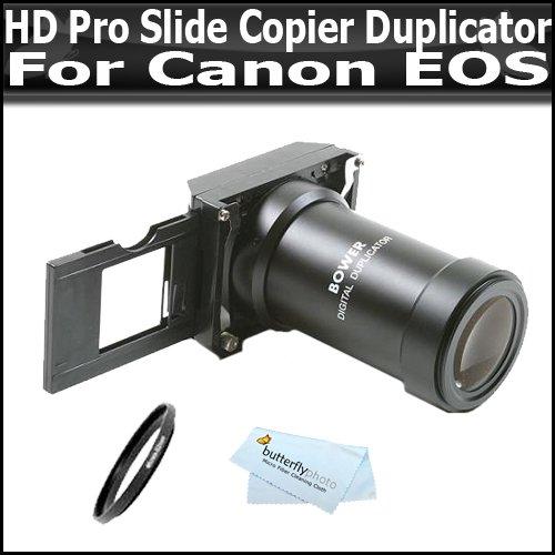 Hd Pro Slide Copier Duplicator For Eos Rebel Xsi Xti Xs 50D 40D T1I 5D 50D 40D 30D 20D 350D D60 300D Digital Slr Camera