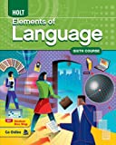 Elements of Language: Homeschool Package Grade 12 Sixth Course