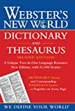 img - for Webster's New World Dictionary And Thesaurus (Turtleback School & Library Binding Edition) book / textbook / text book