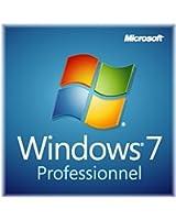 Windows 7 OEM Pro - 64 bitsSP1 64 bits Français DVD oem