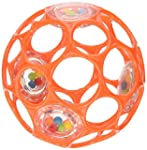 Rhinotoys 81031 Oball Rattle (colors...