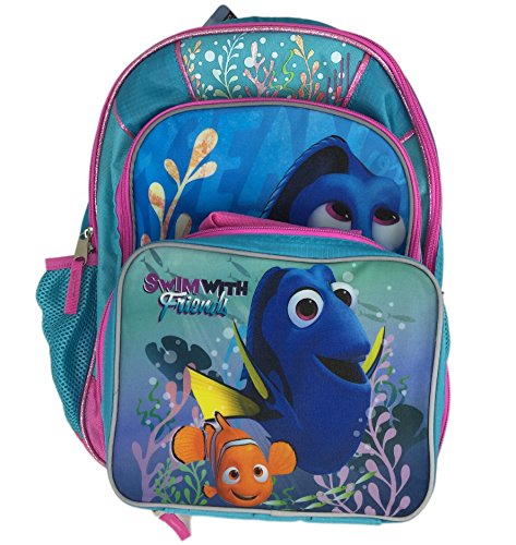Finding Dory Deluxe Backpack and Lunch Kit Set