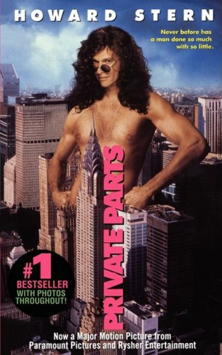 Private Parts, Howard Stern with Larry 'Ratso' Sloman