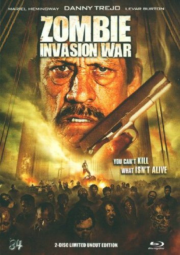 Zombie Invasion War- Uncut [3D Blu-ray] [Limited Edition]