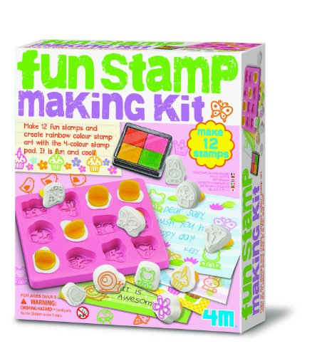 4M Fun Stamp Making Kit - 1