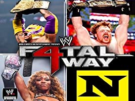 Fatal 4 Way 2010 [HD]
