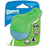 Chuckit! Small Amphibious Gator Dog Toy (Colors vary)