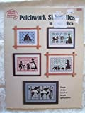 Patchwork Silhouettes in Cross Stitch (American School of Needlework, 3526) (0881952141) by American School of Needlework