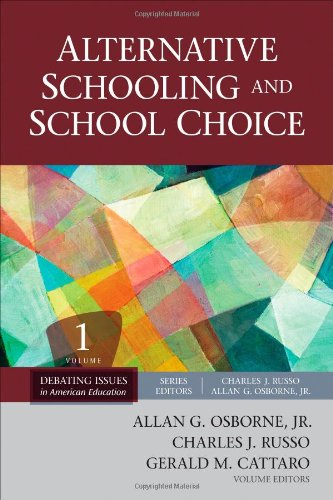Alternative Schooling and School Choice (Debating
