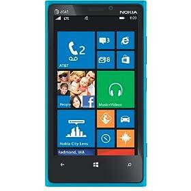 Nokia Lumia 920, Cyan (AT&T)