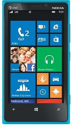 Nokia Lumia 920, Cyan 32GB (AT&T)