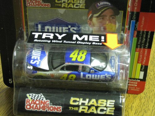 Racing Champions Chase the Race Premier Series #48 Jimmie Johnson Lowe's