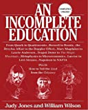 img - for An Incomplete Education, Revised Edition book / textbook / text book