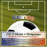echange, troc Compilation, Frédérique Zoltane - Hymne De La France + Drapeau