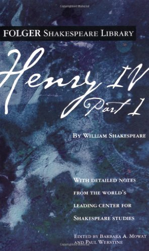 Henry IV, Part I (Folger Shakespeare Library)