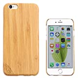 iPhone6s iPhone6 ケース カバー 木製 Contour 天然木 薄型 ハードケース / バンブー