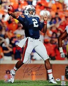 Cam Newton Autographed Signed Auburn