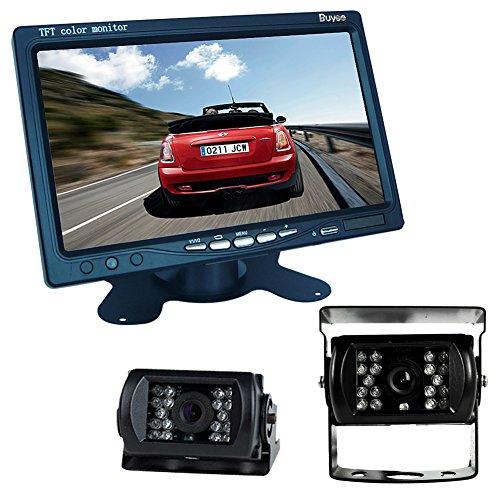 Buyee® Car Kit Rückansicht Rückfahrkamera inkl. TFT LCD Monitor