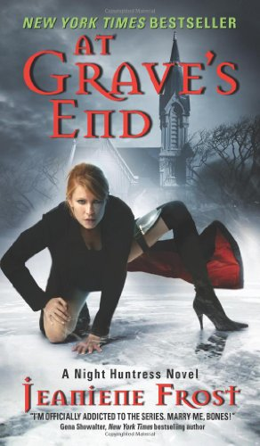 Review: At Grave's End by Jeaniene Frost (Night Huntress #3)