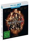 Image de BD * Die drei Musketiere 3D - Premium Edition [Blu-ray] [Import allemand]