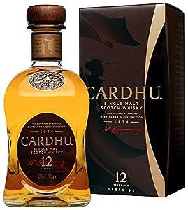 Cardhu 12 Year Old Single Malt Scotch Whisky 70 cl