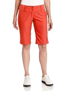 Adidas Golf Ladies Climalite Stretch Twill Bermuda by adidas