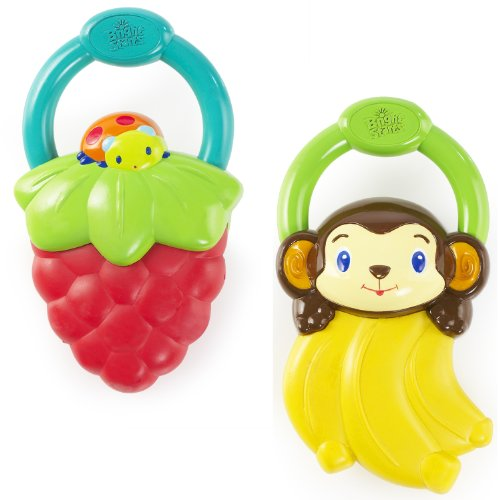 Details for Bright Starts Vibrations Teether from Bright Starts