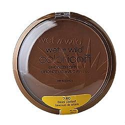 Wet n Wild Coloricon Bronzer with SPF 15, BIKINI CONTEST
