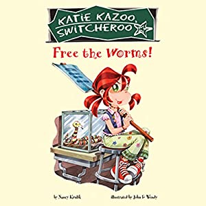 Free the Worms! Audiobook