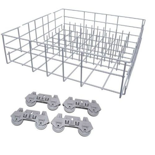 AP4512509 - KitchenAid Aftermarket Replacement Dishwasher Lower Rack (Kitchen Aid Washer Rack compare prices)