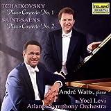 Tchaikovsky/Saint Saens: Piano Concertos ~ Pyotr Il'yich Tchaikovsky