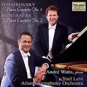 Tchaikovsky/Saint Saens: Piano Concertos