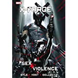 X-Force: Sex and Violencepar Louise Simonson