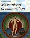 Masterpieces of Illumination: The World's Most Famous Manuscripts 400 To 1600 (382284750X) by Walther, Ingo F