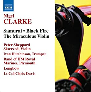 Samurai; Black Fire; the Mirac