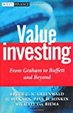 img - for Value Investing: From Graham to Buffett and Beyond (Wiley Finance) book / textbook / text book