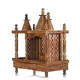 Aarsun Woods:Sheesham Wooden Temple