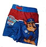 Nick Jr Paw Patrol Official Chase Design Swimming Swim Shorts Boy's