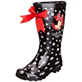 Gioseppo Kids Minnie W3 Wellingtons Boot
