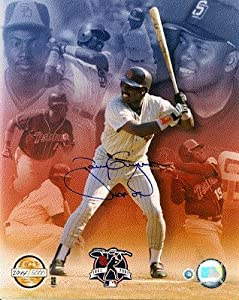 Autographed Hand Signed Tony Gwynn San Diego Padres 8x10 Photo by Hall of Fame Memorabilia