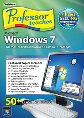 Professor Teaches Windows 7  [Download]